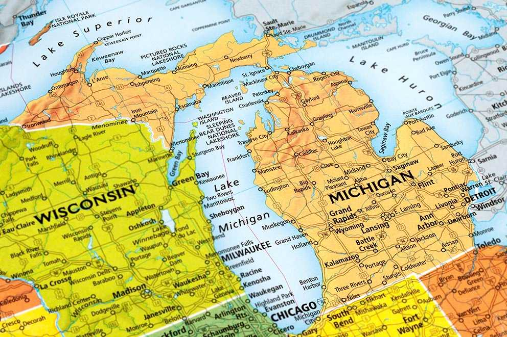 Top Cities in Michigan  Movoto