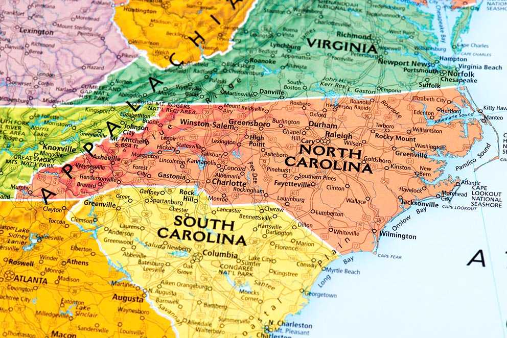 Best Places To Live In North Carolina For Families Best