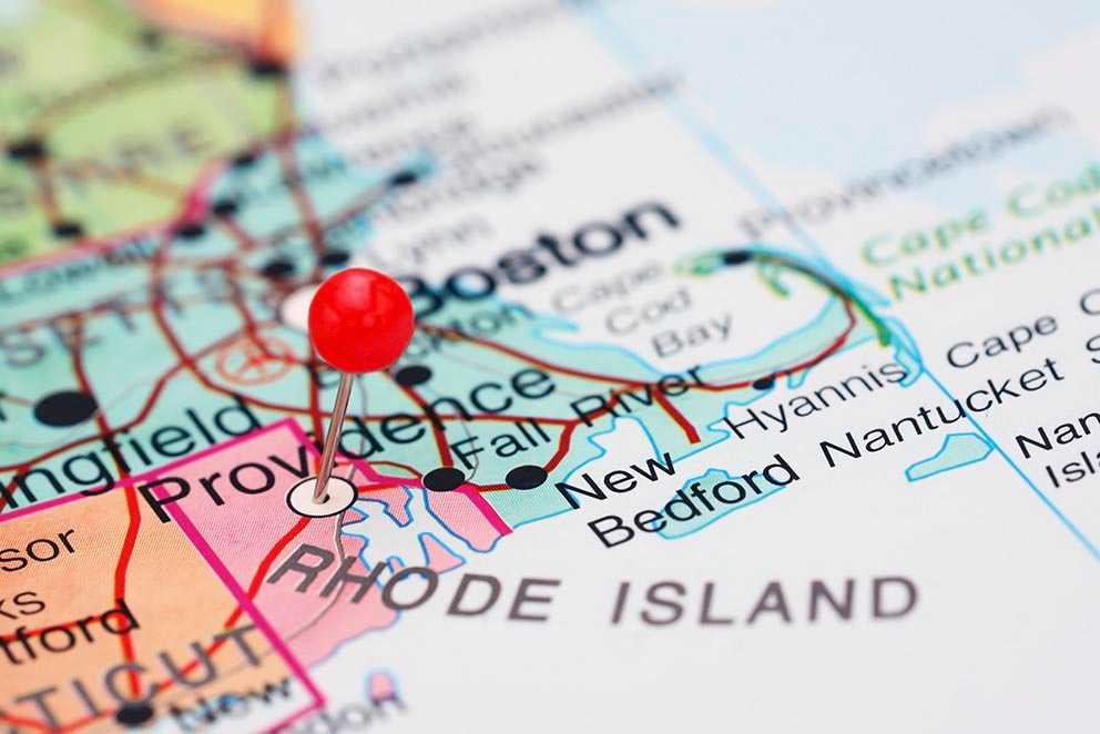 These Are The Best Places To Live In Rhode Island Movoto - Rhode island city map